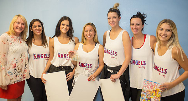 Olive Crest, Los Angeles Angels, LA Angels, child care, children, families