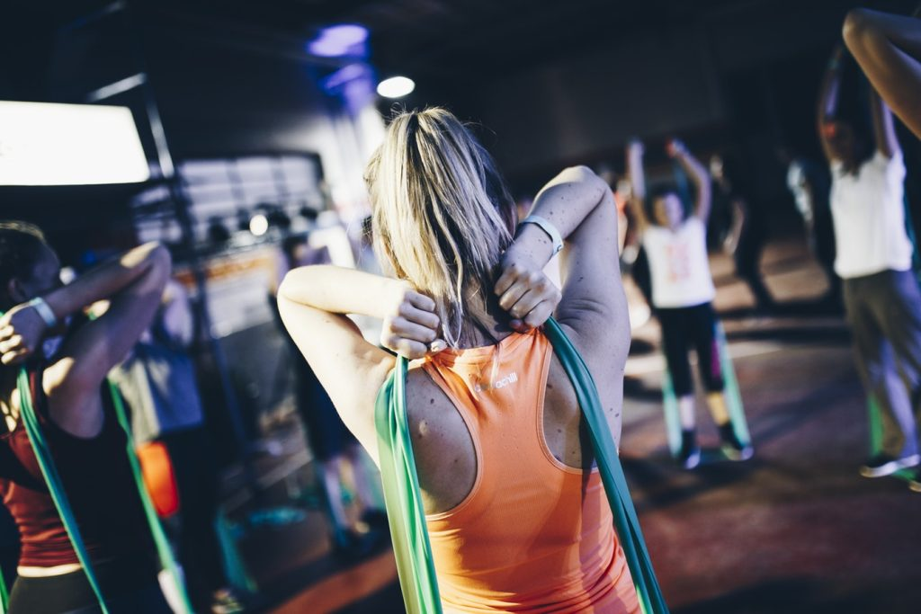 "Orange Theory ""Pumps Up"" Students to Work Out in Style 1"