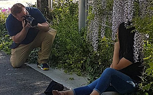 Teens Blessed with Free Senior Portraits