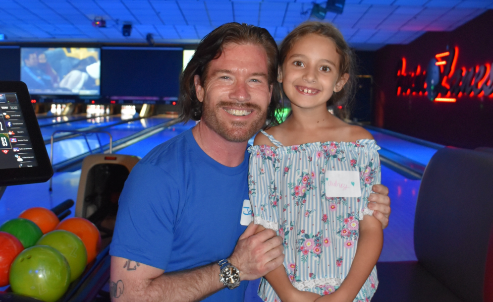 A Night of Bowling and a Priceless Time for Foster Families to Connect 9
