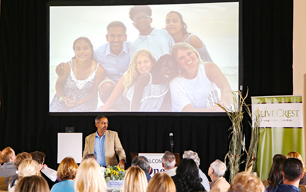 The Power of One Community Luncheon Raises $20,000 to Meet the Needs of Orange County's Children in Crisis
