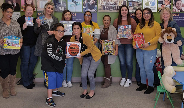 Compassionate 10-Year-Old Donates His Birthday Gifts to Olive Crest Kids